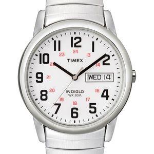 new Men Timex Easy Reader Expansion Watch T204619J